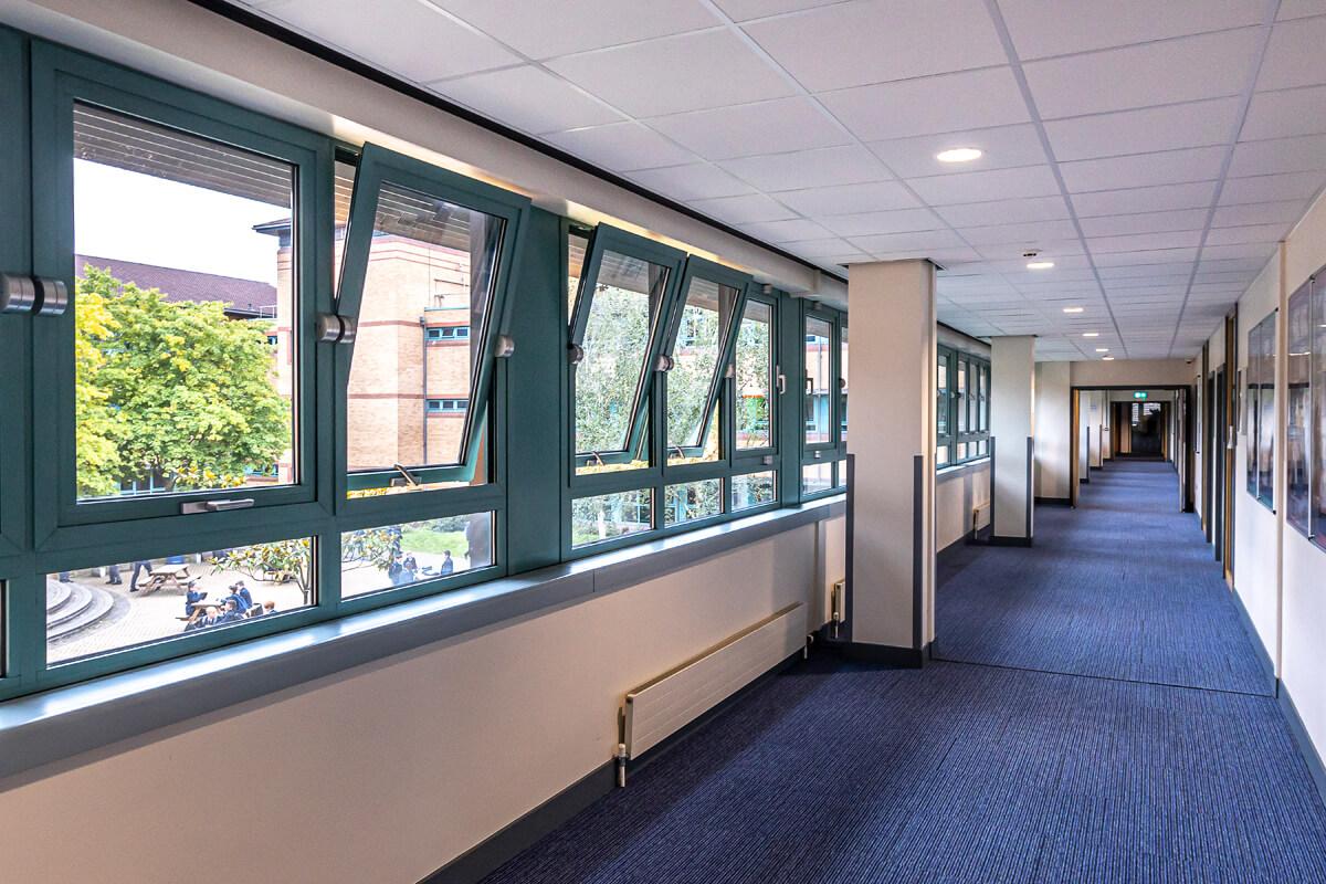 Corridors 1