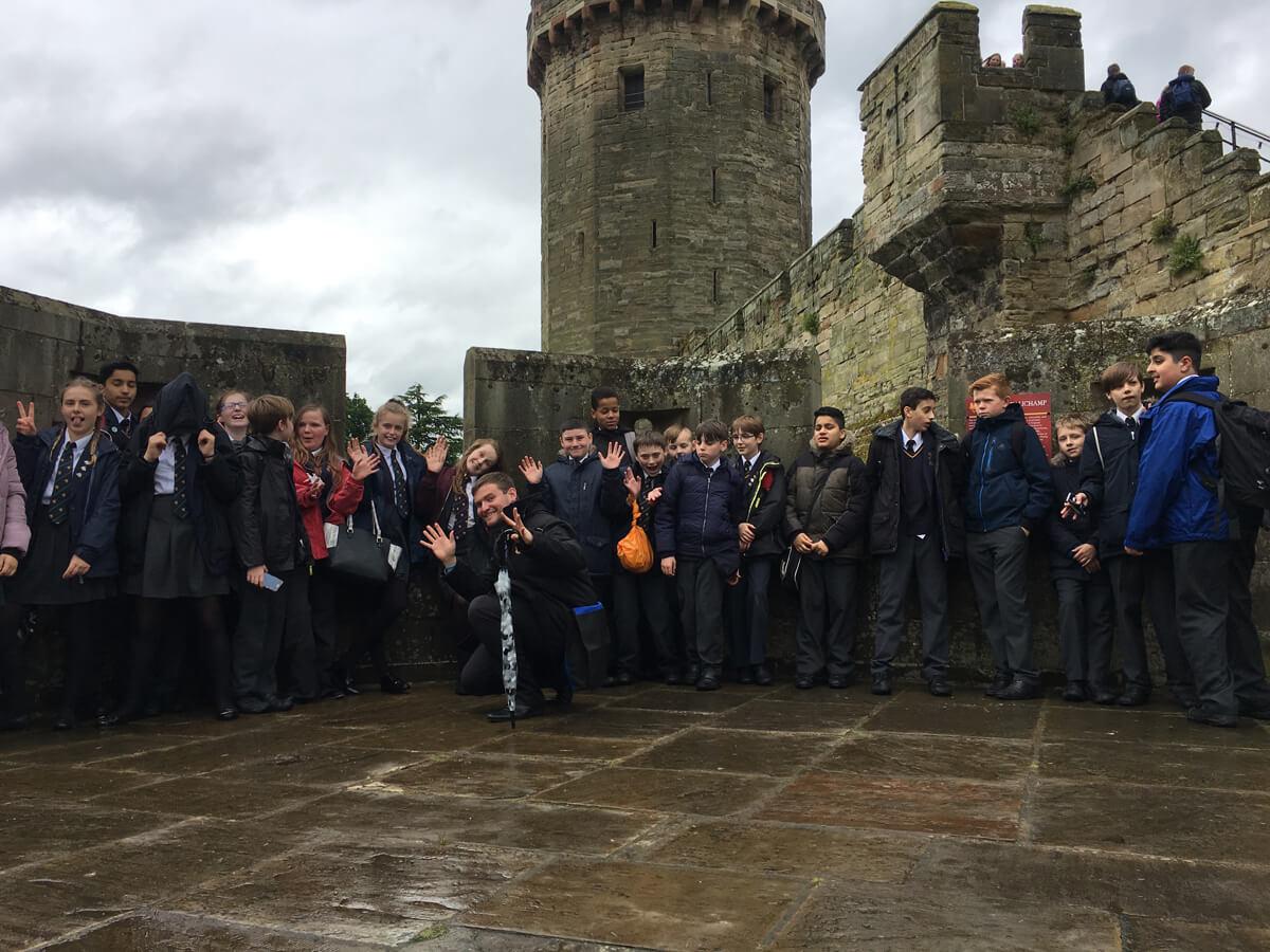 History Warwick Castle