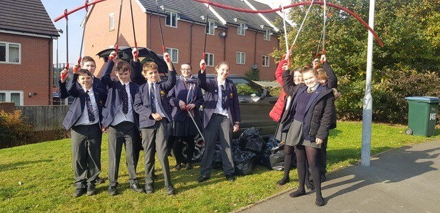 Litter Picking - JLT